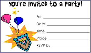kid printables free printable birthday invitations, Birthday card
