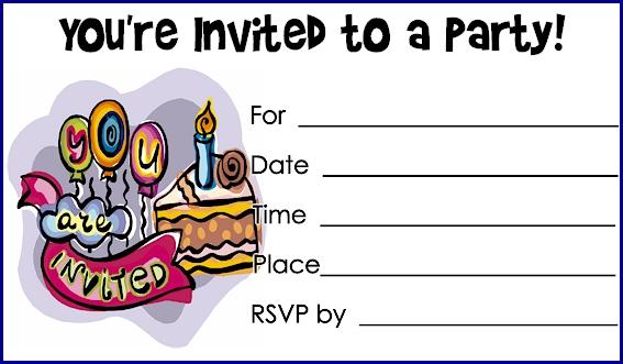 Kid Birthday Invitations is best invitations sample