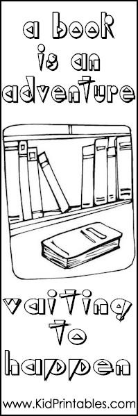Kid Printables Free Printable Bookmarks