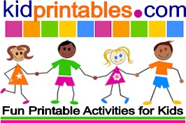 kid printables - Printable Children Activities