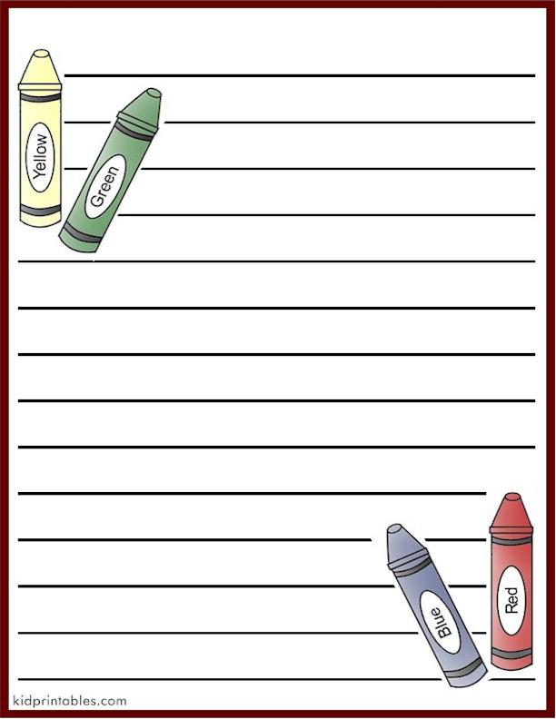 اوراق بحوث جاهزة crayons.jpg