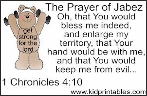 image regarding Prayer of Jabez Printable identify Printable Bible Verses